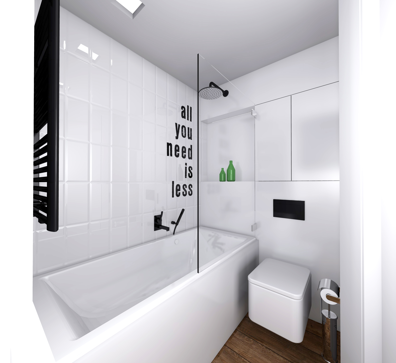 lazienka biała  A co zaprojektujemy dziś dla Ciebie?